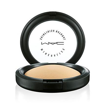 Компактная пудра «Mineralize Skinfinish Natural» от MAC