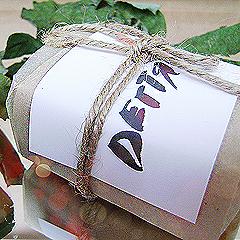 Натуральное мыло ручной работы «Дегтярное» от Мыловаров