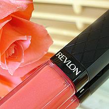 Блеск для губ «ColorBurst Lipgloss Lip Shine» (оттенок Papaya) от Revlon
