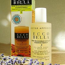 Эксфолиант для лица Leave-On Invisible Exfoliant & Blemish Remedy от Ecco Bella