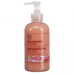"Пюре для тела ""Розовый грейпфрут"" от The Body Shop"