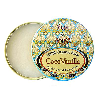 Универсальный бальзам «Coco Vanilla» от Figs & Rouge