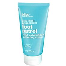 Крем для ног «Foot Patrol» от Bliss