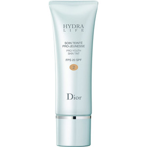 Увлажняющий крем с тоном Hydra Life Pro-Youth Skin Tint SPF 20 от Dior