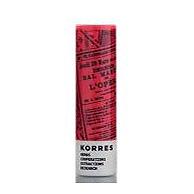 Бальзам для губ «Colour Mandarin Lip Butter Stick SPF 15» от Korres