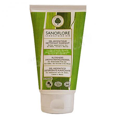 Гель для умывания «Gel Aromatique Nettoyant Purifiant» от Sanoflore