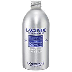 Пена для ванн «Лаванда» от L'Occitane