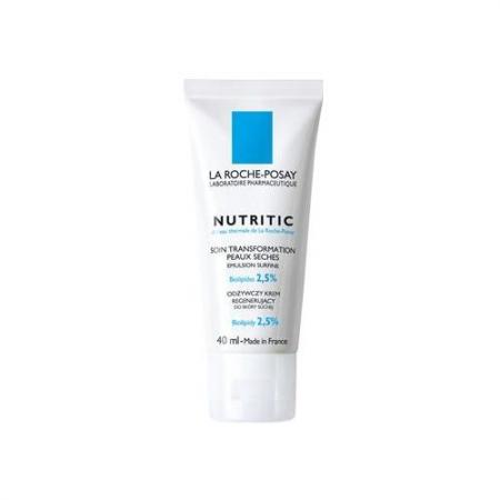 Увлажняющий крем для сухой кожи Nutritic 2,5% от La Roche Posay