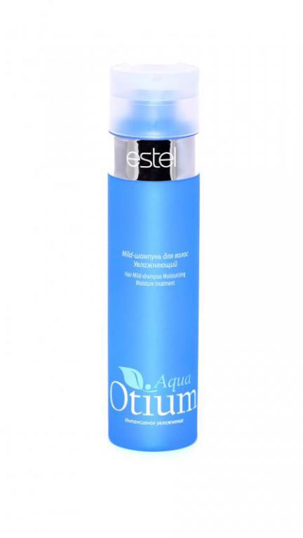 Увлажняющий Mild-шампунь для волос Otium Aqua от Estel