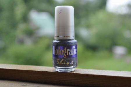 Лак для ногтей Holografic Shine от Eveline