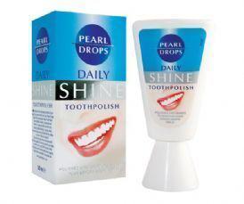 Зубная паста DAILY SHINE от PEARL DROPS