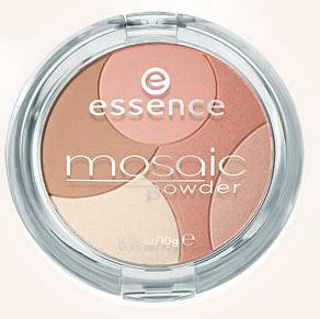 Пудра Mosaic Compact Powder от Essence