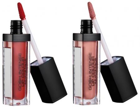 Блеск для губ Intense lip colour от Gosh