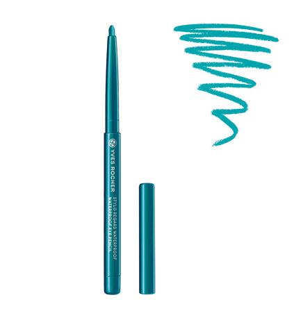 Водостойкий карандаш-подводка для контура глаз от Yves Rocher