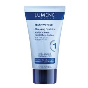 Очищающая эмульсия SENSITIVE TOUCH от Lumene (1)