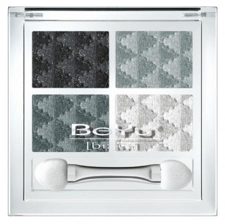 Тени для век Quattro Fun & Style от BeYu