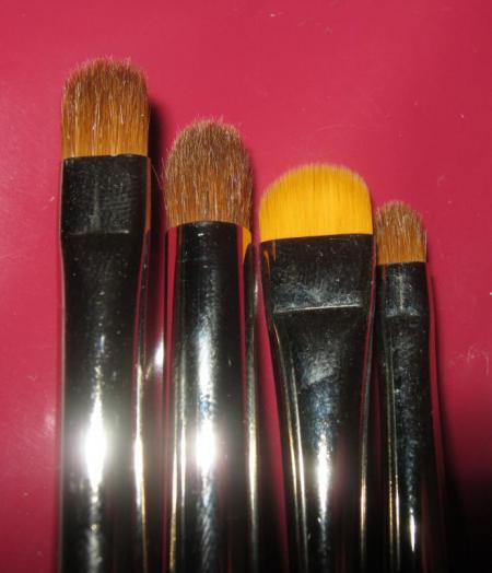 Кисти для макияжа от M.art