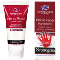 Крем для сухой кожи рук Intense repair от Neutrogena