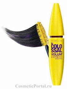Тушь для ресниц Volum Express Colossal от Maybelline