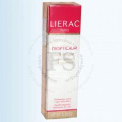 Успокаивающий бальзам для век Diopticalm от Lierac