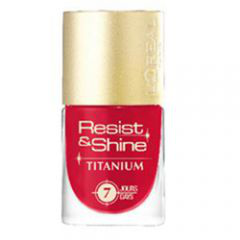 Лак для ногтей Resist&Shine Titanium от L'Oreal