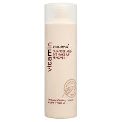 Средство для снятия макияжа Vitamin E Cleanser and Eye от Superdrug
