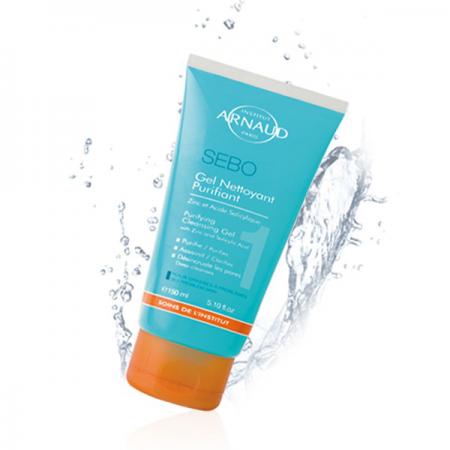 Очищающий гель для жирной кожи от ARNAUD