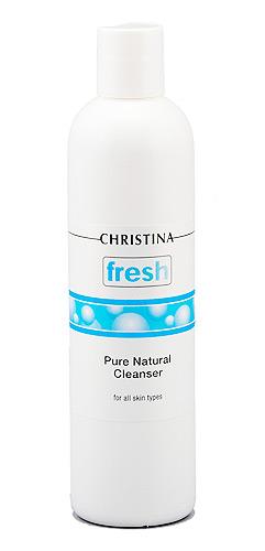Мыло-гель для лица Fresh Pure & Natural Cleanser от Christina
