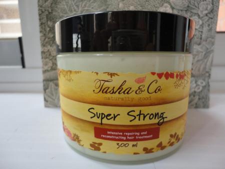 Маска для волос СУПЕРСИЛА от Tasha&Co
