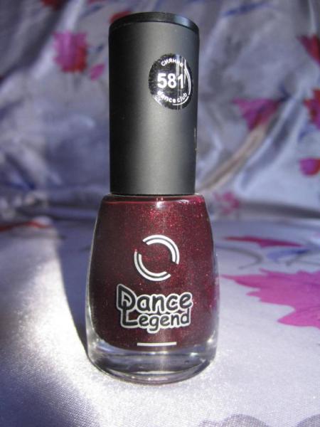 Лак для ногтей (оттенок № 581 Комильфо) от Dance Legend
