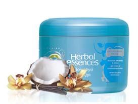 "Маска для волос ""Поцелуй дождя"" от Herbal Essences"