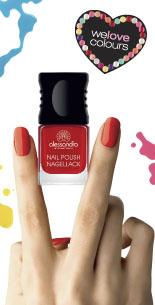 Лак для ногтей Nail Polish Nagellack (оттенок № 16) от Alessandro
