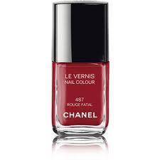 Лак для ногтей Le Vernis (оттенок № 487 Rouge Fatal) от Chanel