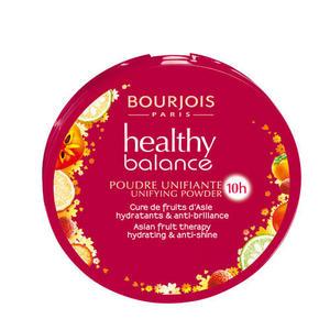 Компактная пудра Healthy Balance (оттенoк № 52 Vanilla) от Bourjois