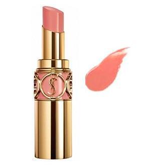 Увлажняющая губная помада Rouge Volupte (оттенок № 13 Peach passion ) от YSL