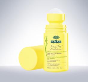Дезодорант Tonific от Nuxe