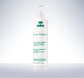 Очищающий гель для лица Purifying Cleansing Gel (из серии Aroma-Perfection) от Nuxe
