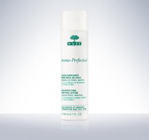 Очищающий лосьон для лица Purifying and Perfecting Skin Lotion  (из серии Aroma-Perfection) от Nuxe