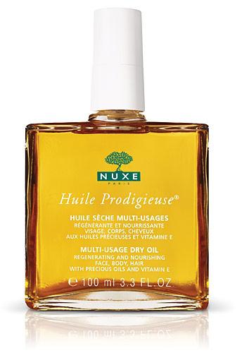 Масло для лица, тела и волос Prodigieux от Nuxe