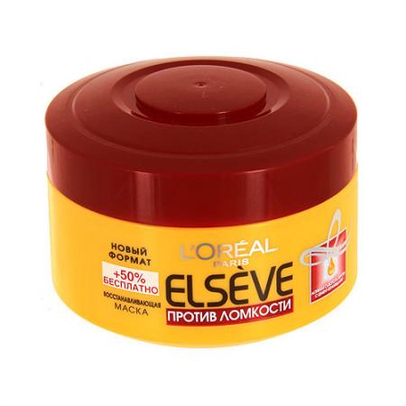 Маска для волос против ломкости Elseve от L'Oreal