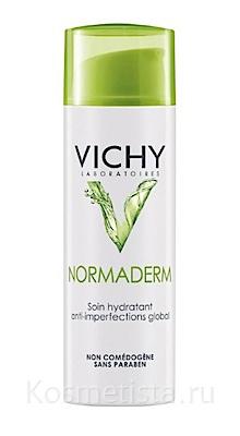 Увлажняющее корректирующее средство для лица Soin Hydratant Anti-Imperfections Global от Vichy