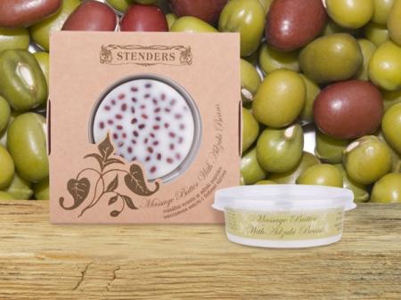 Массажное масло с адзуки от Stenders