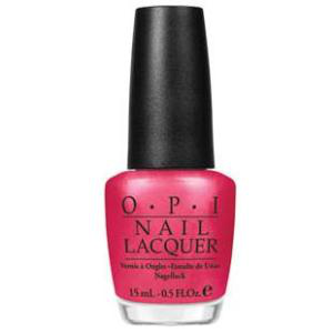 Лак для ногтей Nice Stems! (оттенок NLS20 Come to Poppy) от OPI