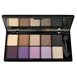 "Тени для век 10 Color Eyeshadow ""Versus"" от Nyx"