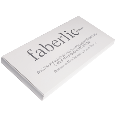 Маска для лица Коллагеновая для лица от Faberlic