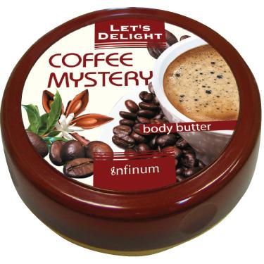 """Масло для тела """"Кофейная тайна"""" от Infinum"""