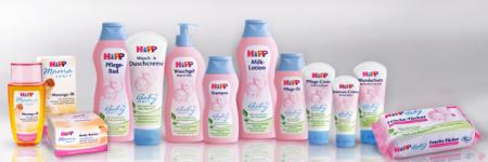 Детская косметика от HIPP
