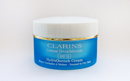 Крем для лица HydraQuench Cooling Cream-Gel от Clarins