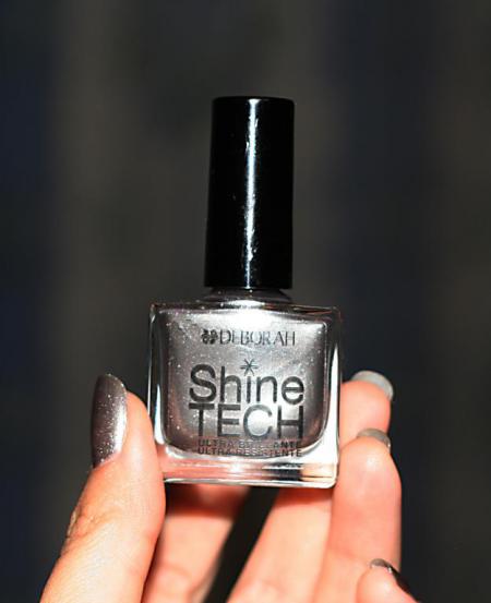 Лак для ногтей «Shine Tech» Milano (тон хром) от Deborah