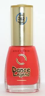 Лак для ногтей (оттенок № 362) от Dance Legend